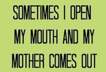 Just a Thought / by Jennifer Wolfe