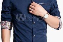 Men's Clothing / by Milanoo