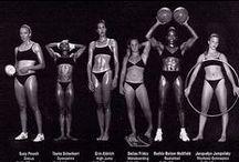 Fitness Goals / by Venus-Luis Rivera