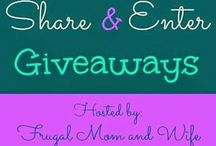 Giveaways / Latest GIVEAWAYS at your fingertips!