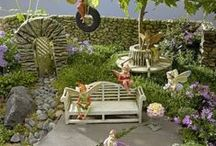 Fairy Gardens / by Yvonne