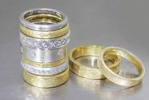 Wedding bands / by jewelsmith