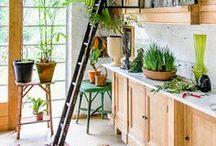 Home inspiration / Retrouvez ici ma sélection des plus insiprantes photos et ambiances pour le décoration de ma maison...
