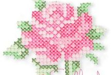 Cross Stitch- Embroidery- Punchneedle Embroidery / by Chris Papuga