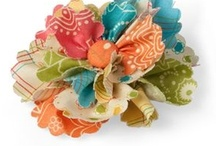 "DIY- Hair Bows, Flowers, Clippies, Headbands etc. / ***Be sure to see both my ""DIY Flowers"" & ""DIY Flowers- YouTube Videos"" boards for hundreds of flower ideas. There are flowers made from fabric, paper and other mediums & have many uses from hair clips & headbands to home decor & party decorations. Some have tutorials & others are image only & you will have to use your creative imagination to construct them.   ***I will be moving ""ribbon sculpture clips"" to my new board by that name. This board is too large.   / by Chris Papuga"