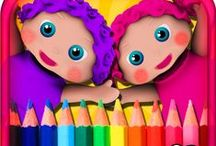 Preschool EduPaint App / Preschool EduPaint - Amazing HD Paint & Learn Educational Activities for Toddlers and Preschool Children! EduPaint is an Amazing Customizable Touch and Paint Digital Activity book for Toddlers and Preschoolers ages 2-5. Classroom and Home Educational Kids Resource!