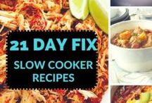 Crock Pot Cooking / Crock Pot ideas for fast meals and make ahead dinners.
