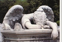 Angels and Cemeteries / by Yvonne