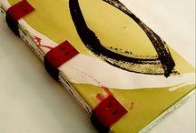 Book Arts / The Wonderful world of hand made books