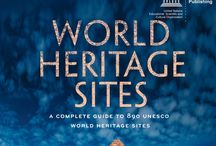 UNESCO World Heritage Sites I Have Seen, so many on the list! / by Jalana Pigeon-Grant