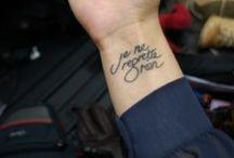 Tattoos / by Megan Justice