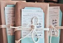 Pretty Paper Goods / Invitations, wrapping paper, anything pretty and paper!  / by Lil Boat Boutique