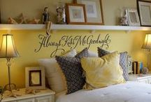 Redecorating My House / Ideas for redecorating / by Valerie DeWitt