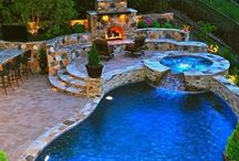 BIG Plans for Backyard / by Shelly Shoultes