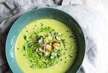 Soupes | Soups / Retrouvez ici ma sélections des meilleures soupes de saison