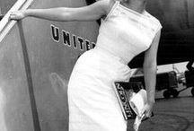 Vintage fashion shots