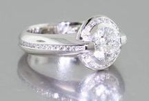 New Engagement Rings / by jewelsmith