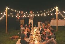 Summer Entertaining / Outdoor dining and parties during the Pacific Northwest's most beautiful season.