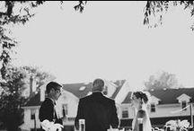 Backyard Weddings / Backyard Wedding inspiration