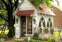 Sheds, Greenhouses and other Garden Structures / Sheds, potting sheds, greenhouses,