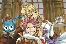 Fairy Tail Ships / All the Fairy Tail ships!❤️