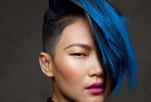 Hair Styles / Modern, Artistic and Classic Hair Styles