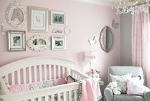 Nursery Ideas for our Grandaughter :)