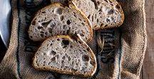 Recettes de pains | Bread / Retrouvez ici ma sélection des meilleures et plus belles recettes de pain ♥