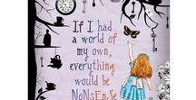 A Merry Unbirthday Party / Alice in Wonderland Celebration