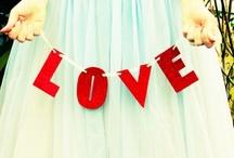l-o-v-e  / love letters / by Jenna Graviss