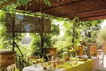 Awesome Outdoor Spaces / by Luann Dolan
