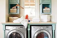 { laundry } / by Melody @ Behind My Picket Fence