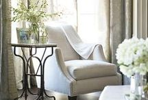 { living room } / by Melody @ Behind My Picket Fence