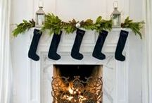 { christmas } / by Melody @ Behind My Picket Fence