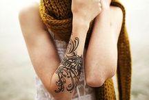 Tattoos / by Dyann Gill
