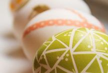 { easter } / by Melody @ Behind My Picket Fence