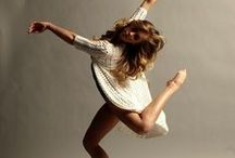 For the love of dance / Dance is the chosen sport in our home. It's great exercise and so beautiful. Pointe, ballet, tap, jazz, modern and contemporary dance.