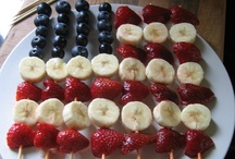 { july 4th } / by Melody @ Behind My Picket Fence
