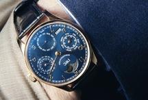 Men's Watches / by Maxton Men