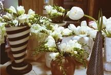 flower love / inspiration for the floral decor / by Jenna Graviss