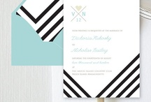 invite or announce / invitation inspiration / by Jenna Graviss