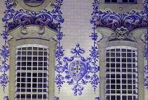 Azulejos / by ana S. rio