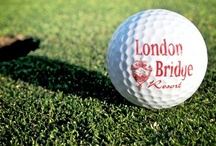 Relax & Unwind / From on-site spa services to an executive golf course, London Bridge Resort has everything you need!