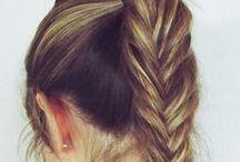   hair   / by Jenna