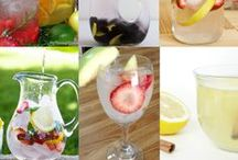 A little sip / All kinds of drinks from lemonade to hot chocolate. Non-alcoholic.