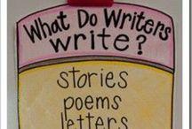 Writing for Kindergarten / by Emily Harrell