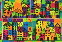 Arts Integration for K / by Emily Harrell
