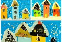 Kindergarten Christmas / by Emily Harrell