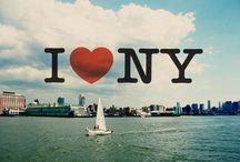 The City / NYC / by ana S. rio