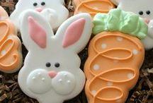 Cookies: Easter / by Bernie David
